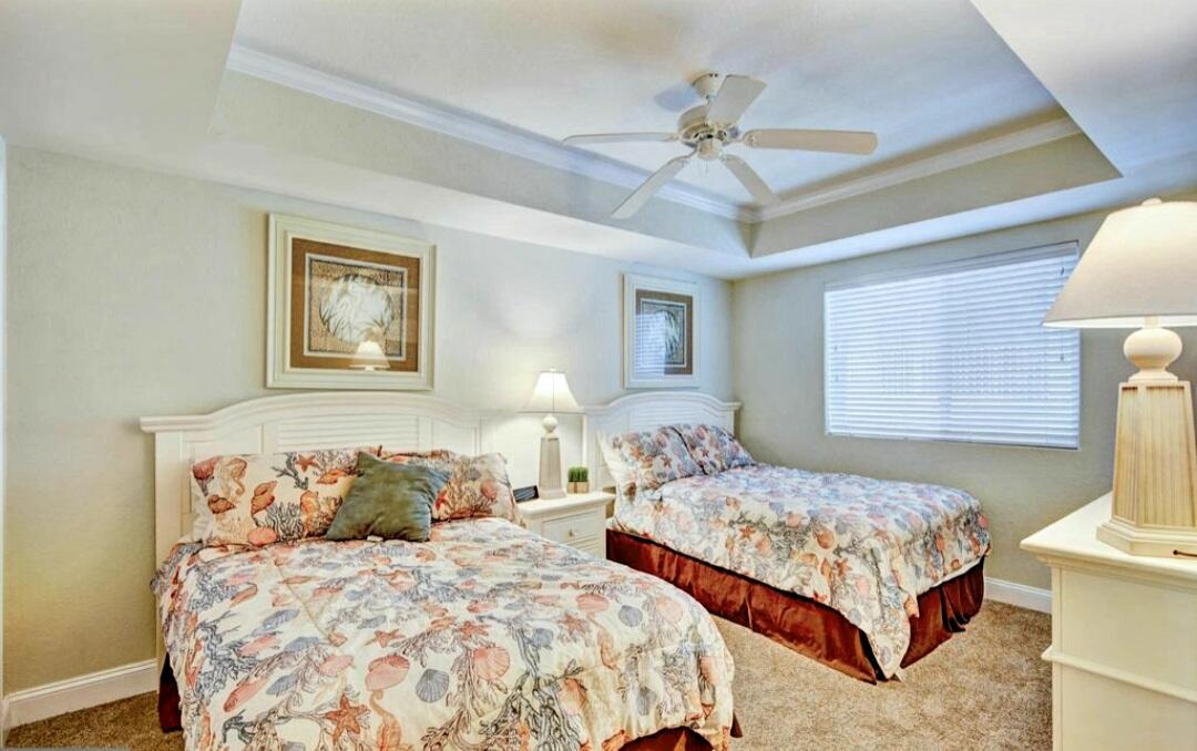 Bedroom 2 - Sunset Beach 207
