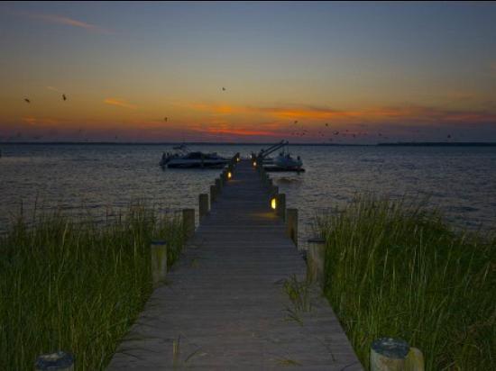 Sunset Beach 207 - Bayfront Dock