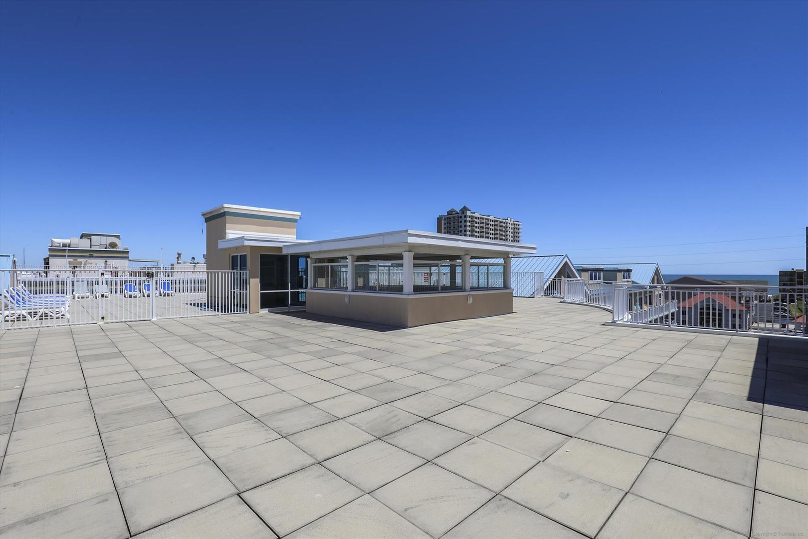 Sunset Beach Rooftop Deck