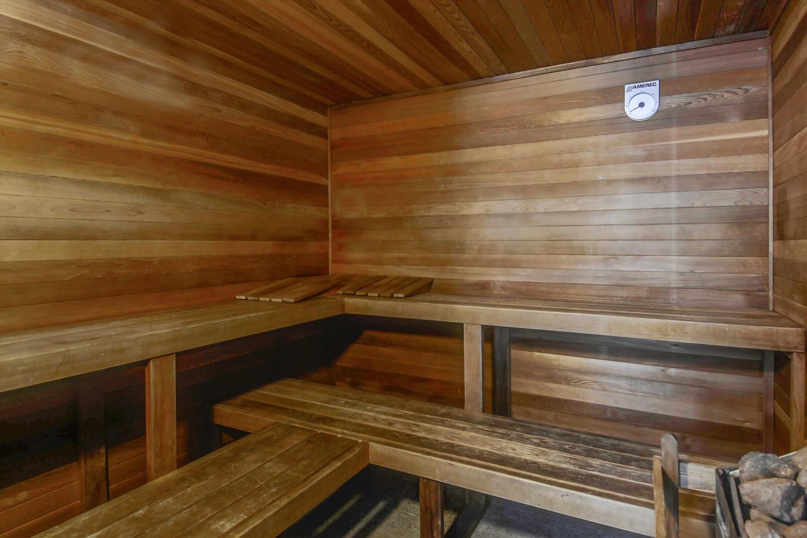 Century I Building - Sauna