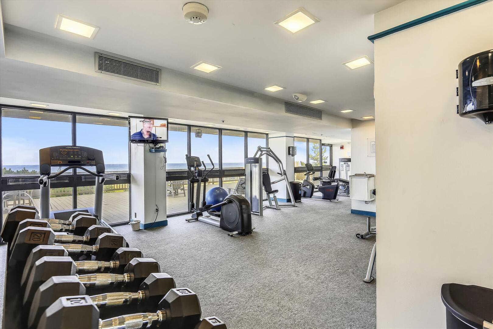 Century I Building - Fitness Center