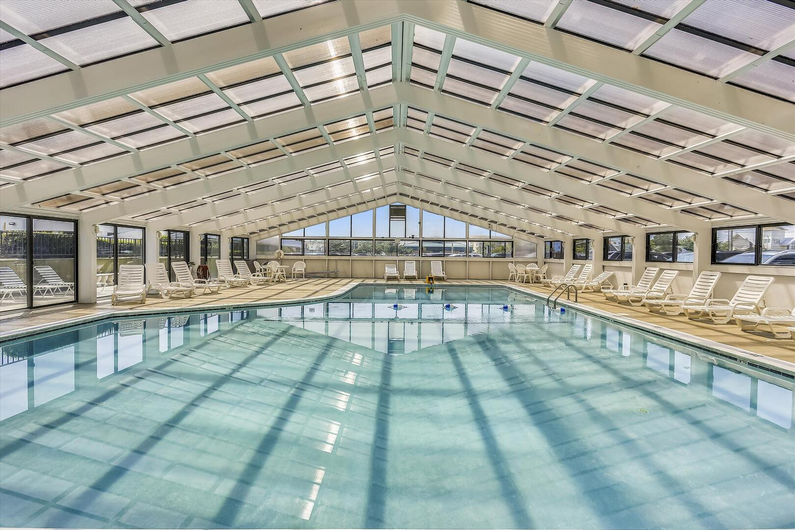 Century I Building - Indoor Pool