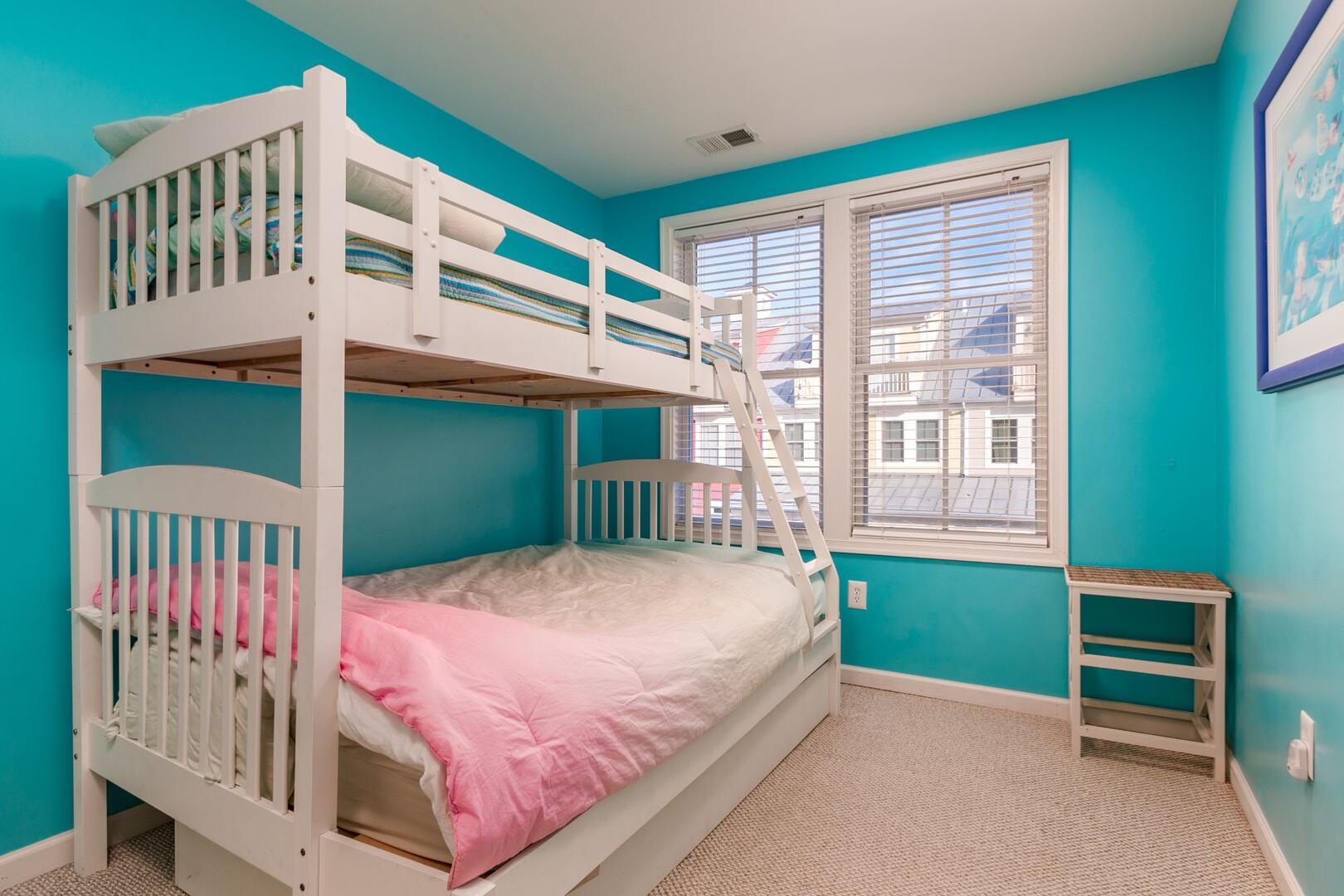 3rd Floor Bunk Bed Room - Sunset Island 34 Island Edge Dr.
