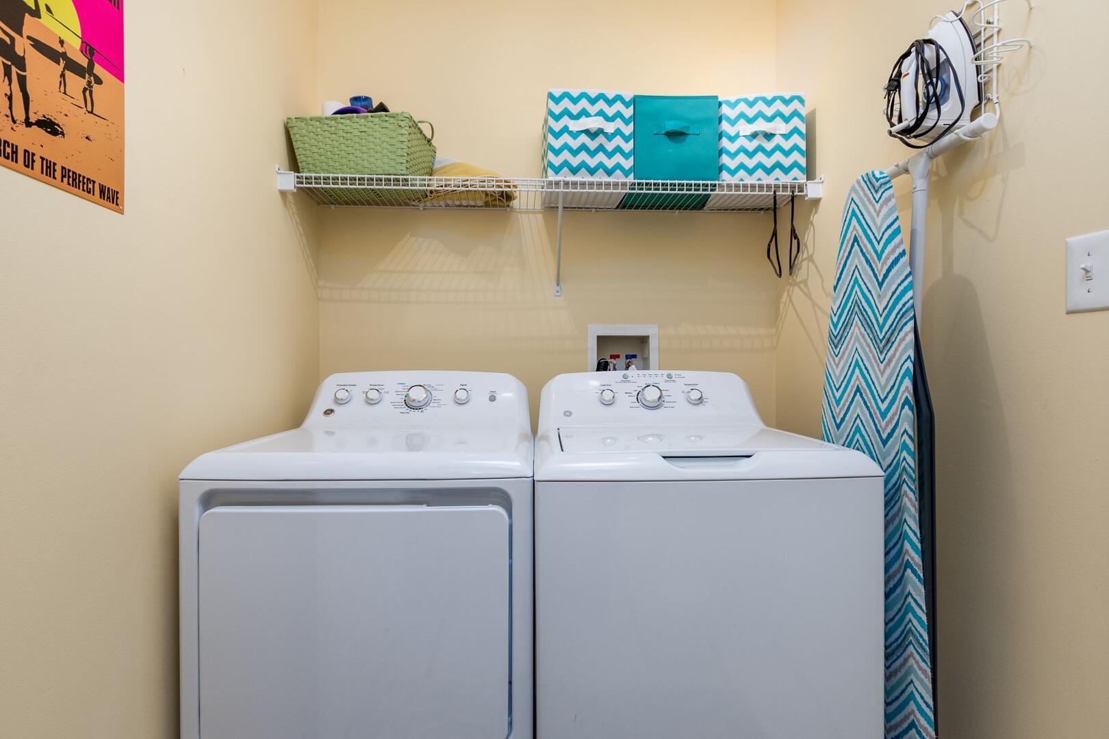 Laundry Area - Sunset Island 34 Island Edge Dr.