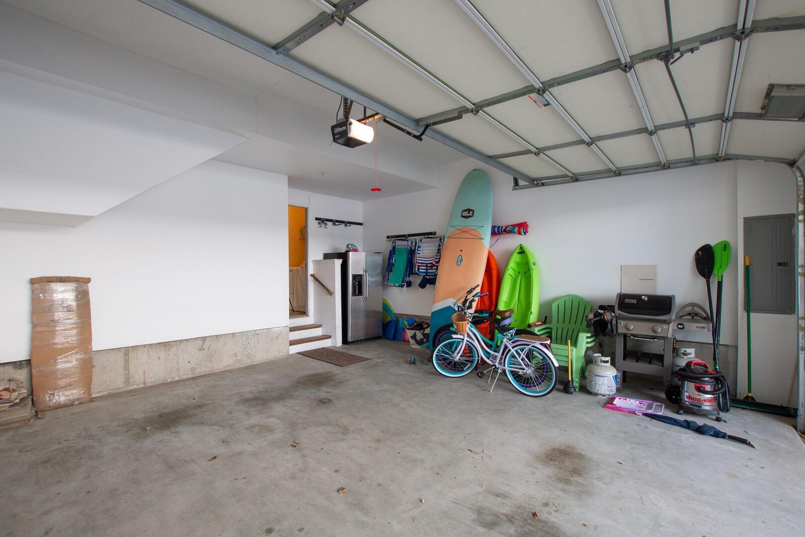 Garage - Sunset Island 34 Island Edge Dr.