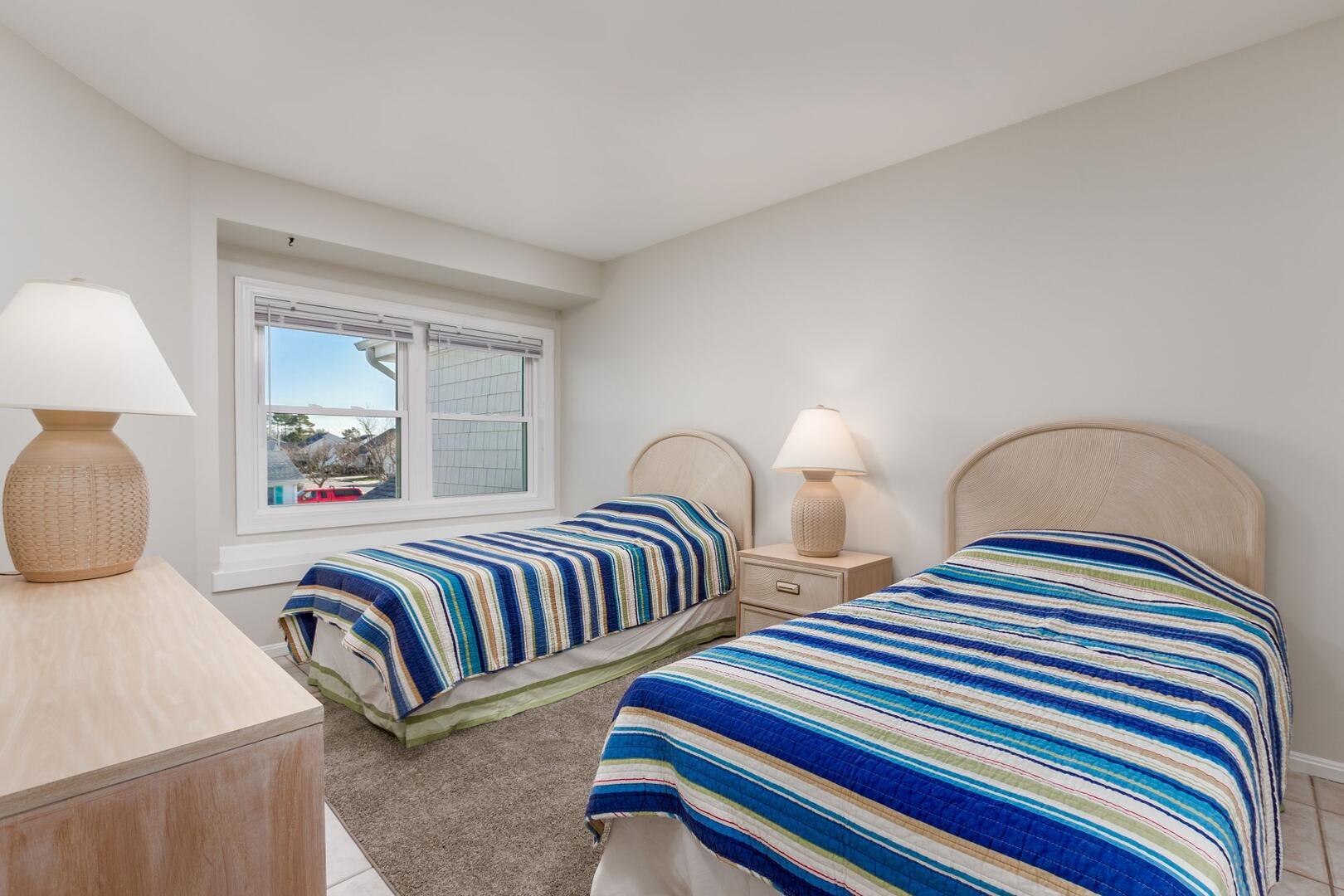 Bedroom 2 of Sunset Harbour 14127B