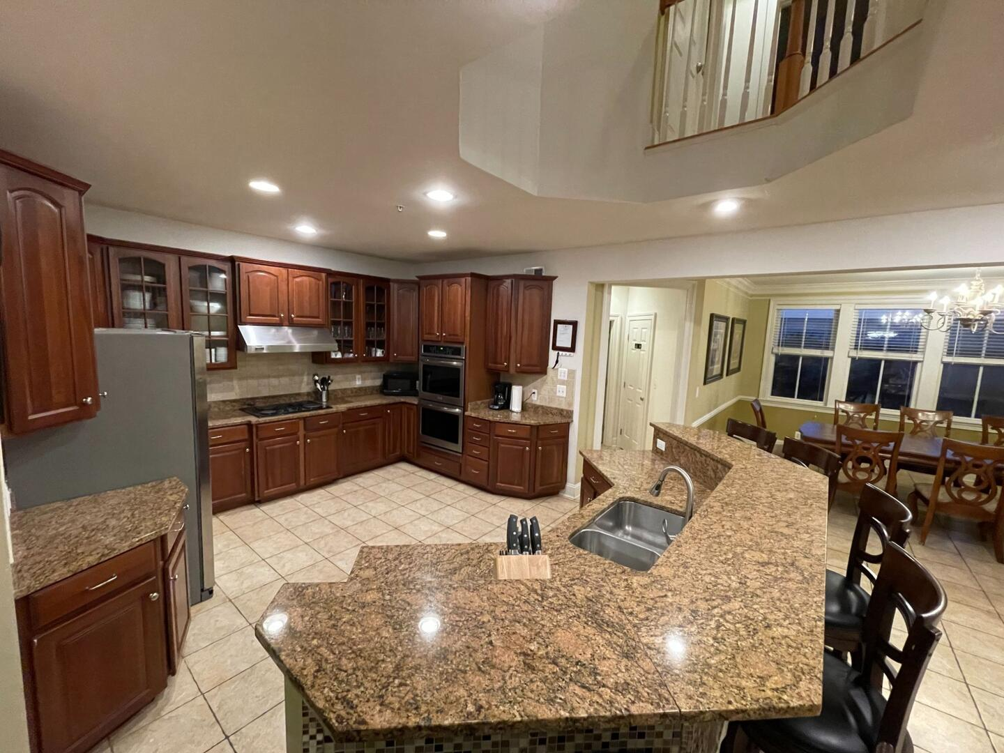 Kitchen and Dining Area - Sunset Island 55 Island Edge Dr.
