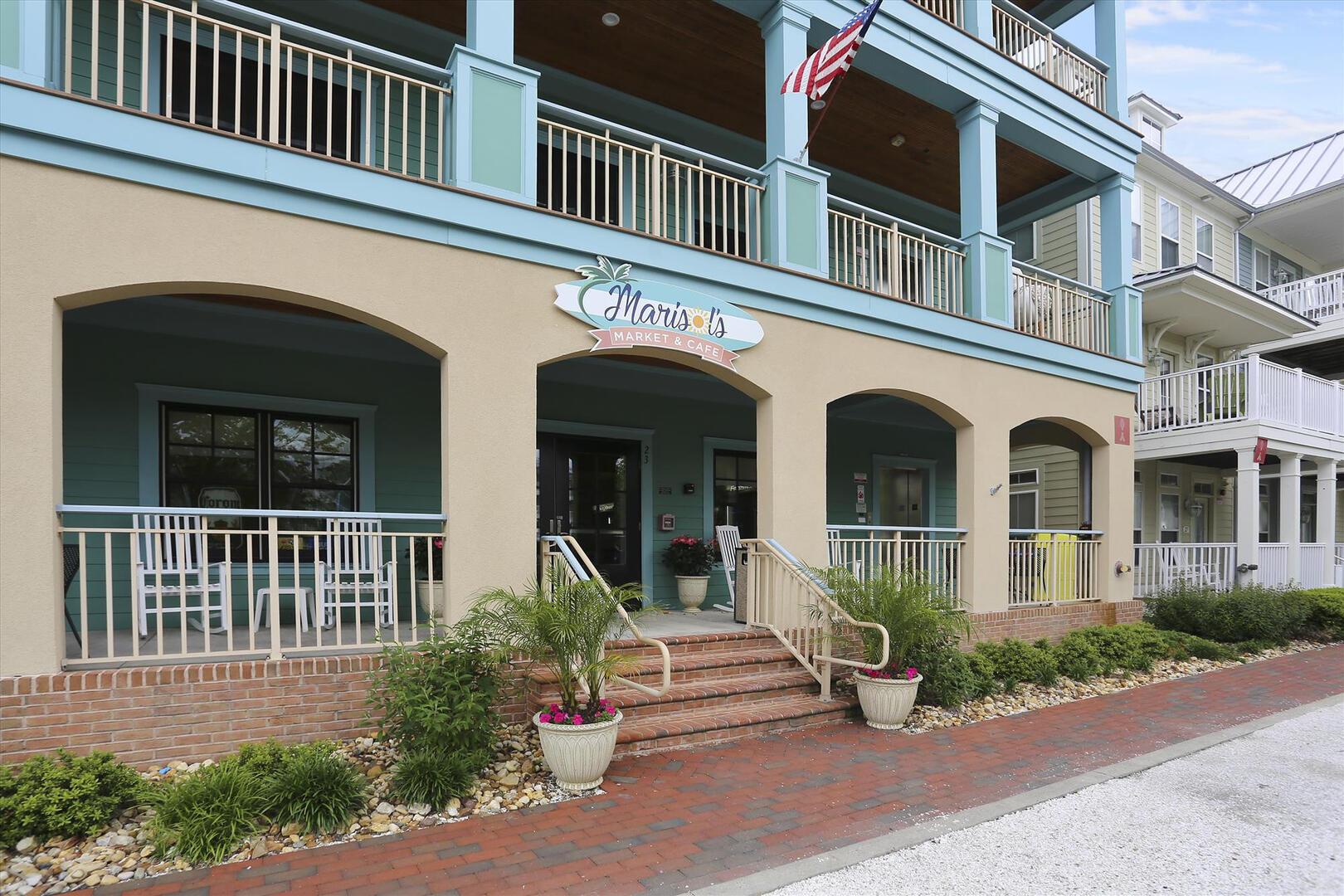 Sunset Island General Store (open seasonally)