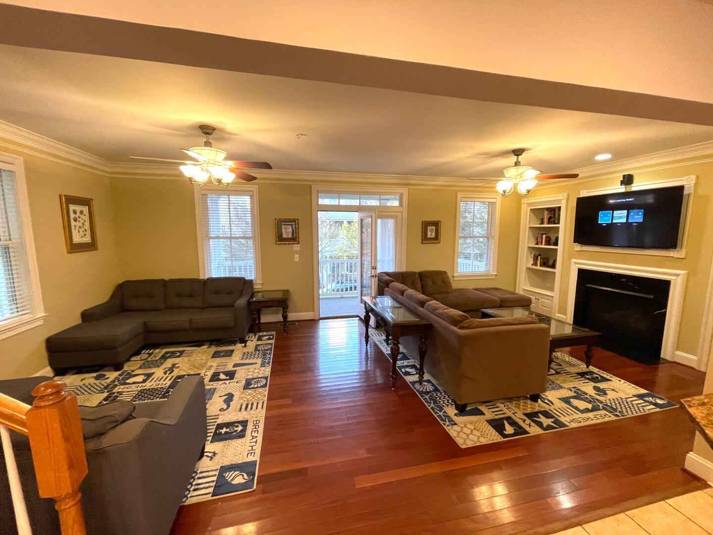Living Room - Sunset Island 55 Island Edge Dr.