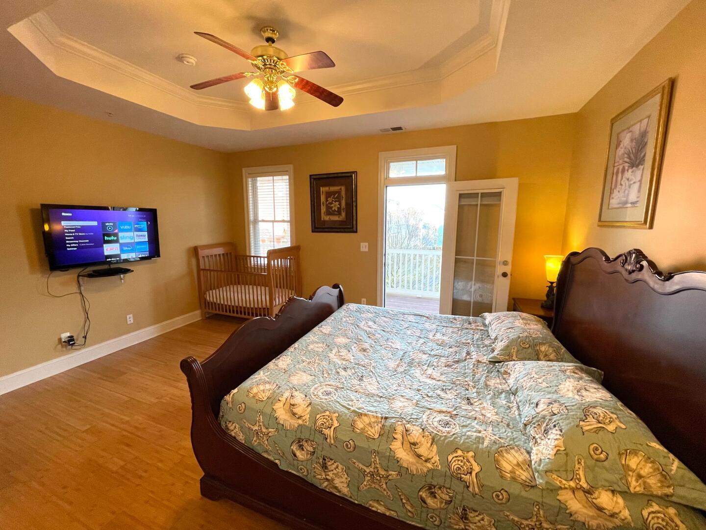 Master Bedroom - Sunset Island 55 Island Edge Dr.