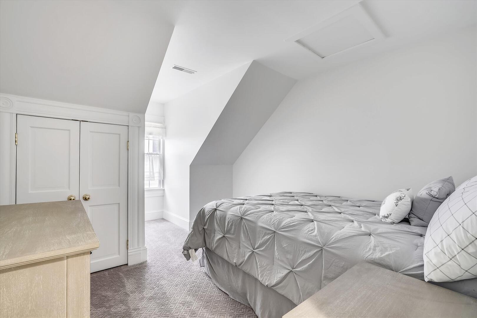 Garage Apt Bedroom 1