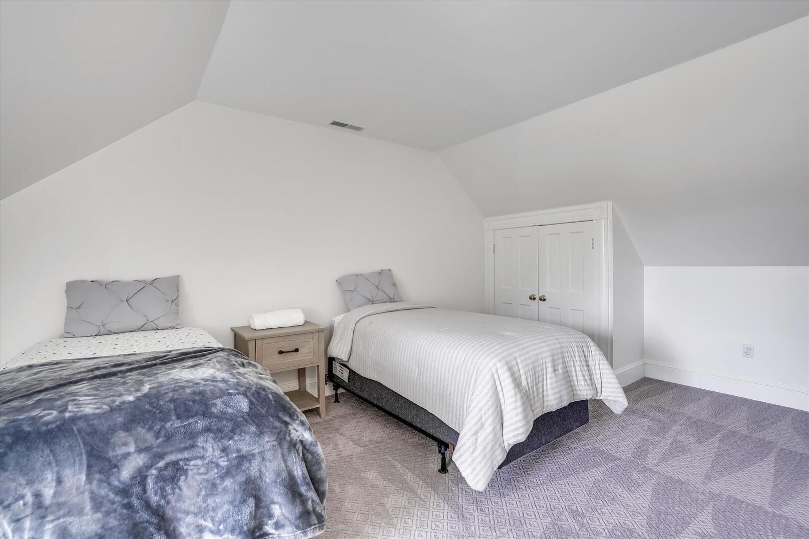 garage Apt Bedroom 2