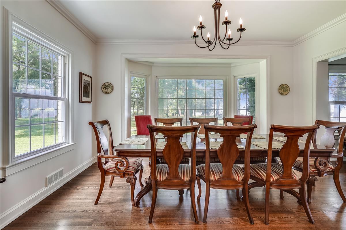 Main House Dining Room