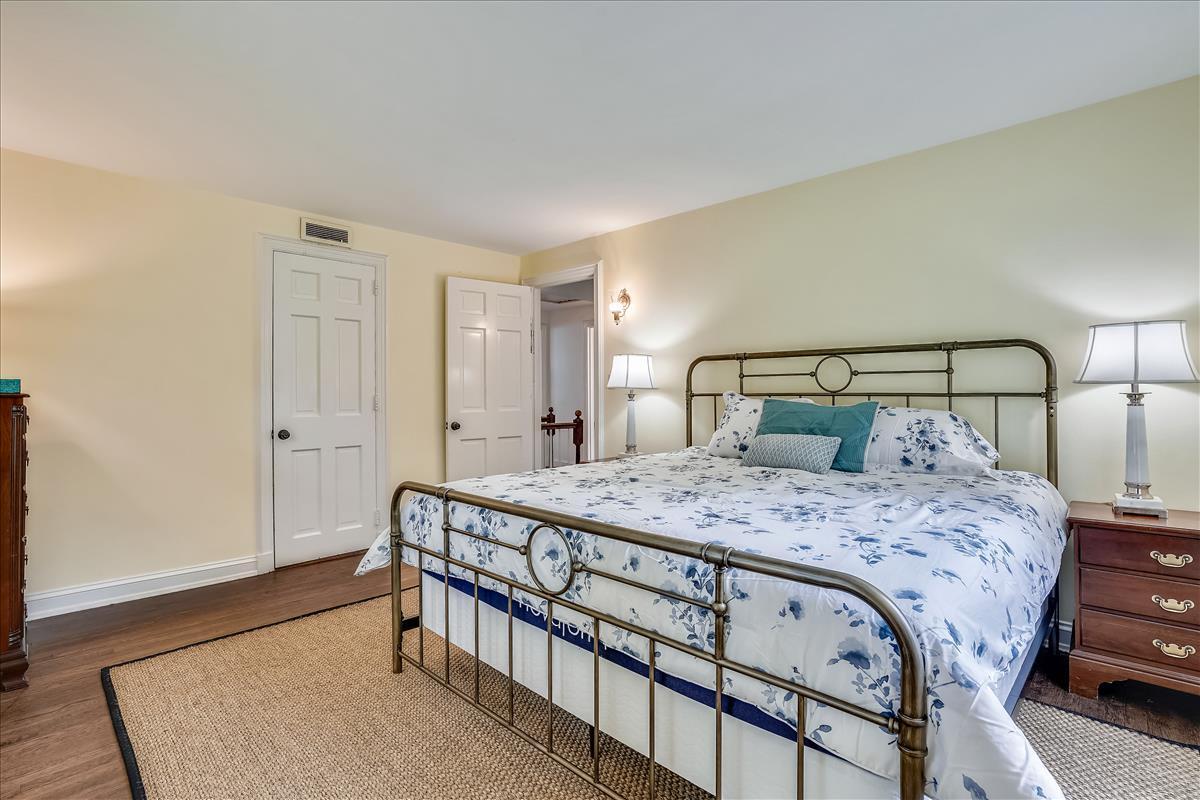 Main House Upper Level Bedroom
