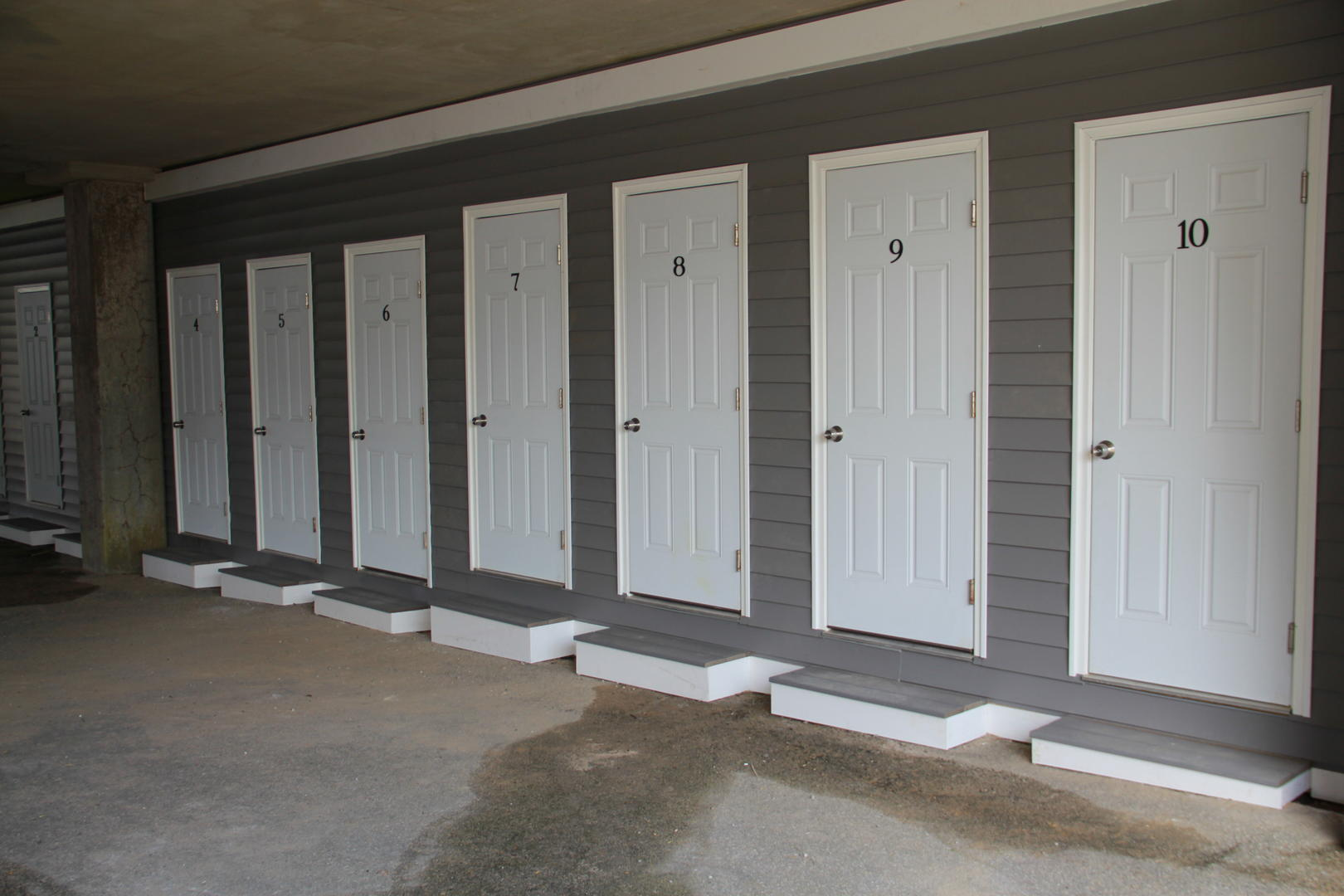 Cinnamon Teal 9 - Outdoor Storage Closet