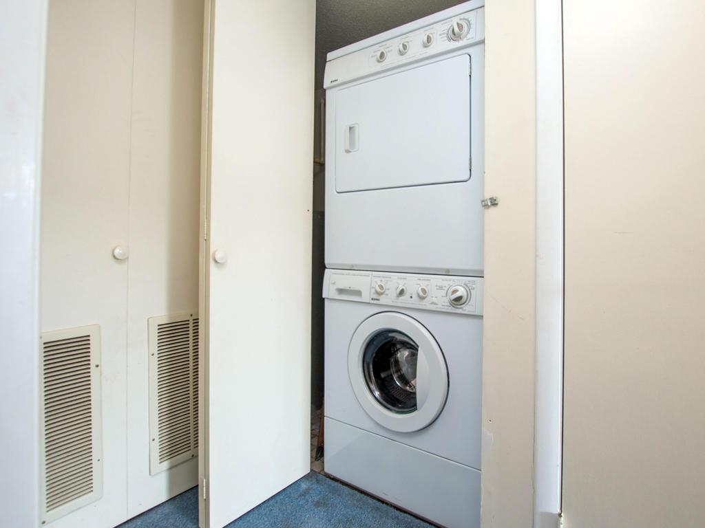 White Marlin 103A - Washer/Dryer