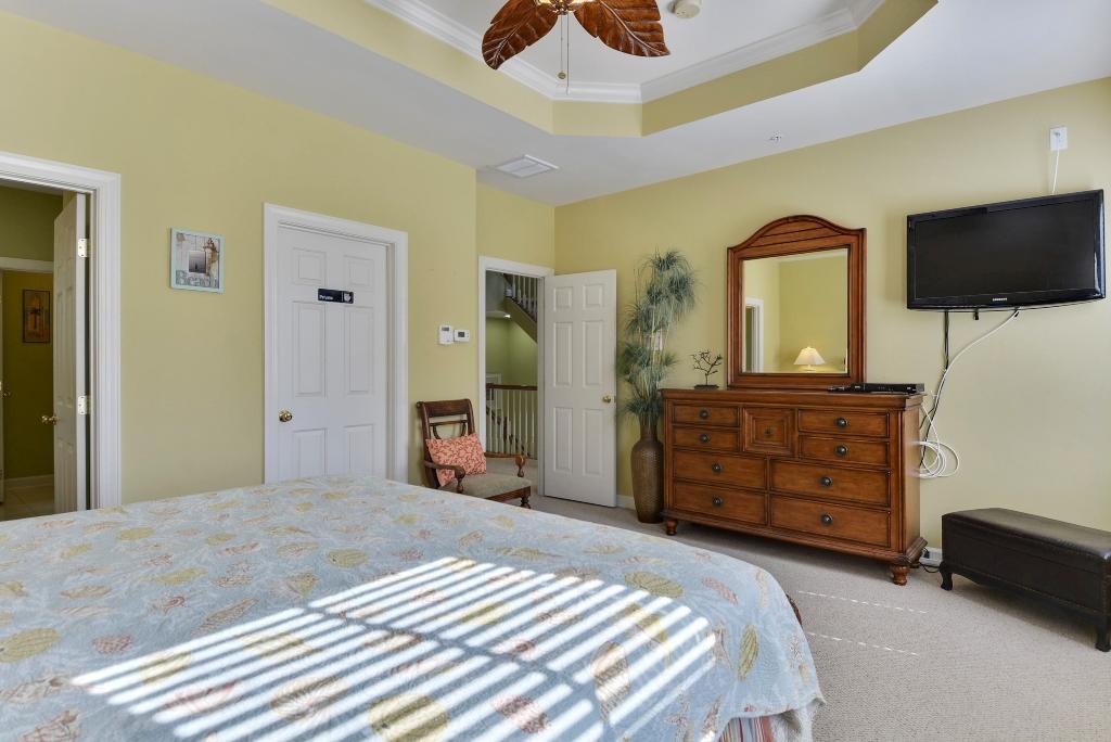 Sunset Island, 1 Beach Walk Mesws - Master Bedroom