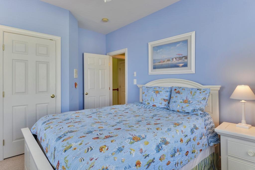 Sunset Island, 1 Beach Walk Mews - Third Bedroom