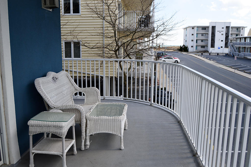 Astoria 108 - Balcony