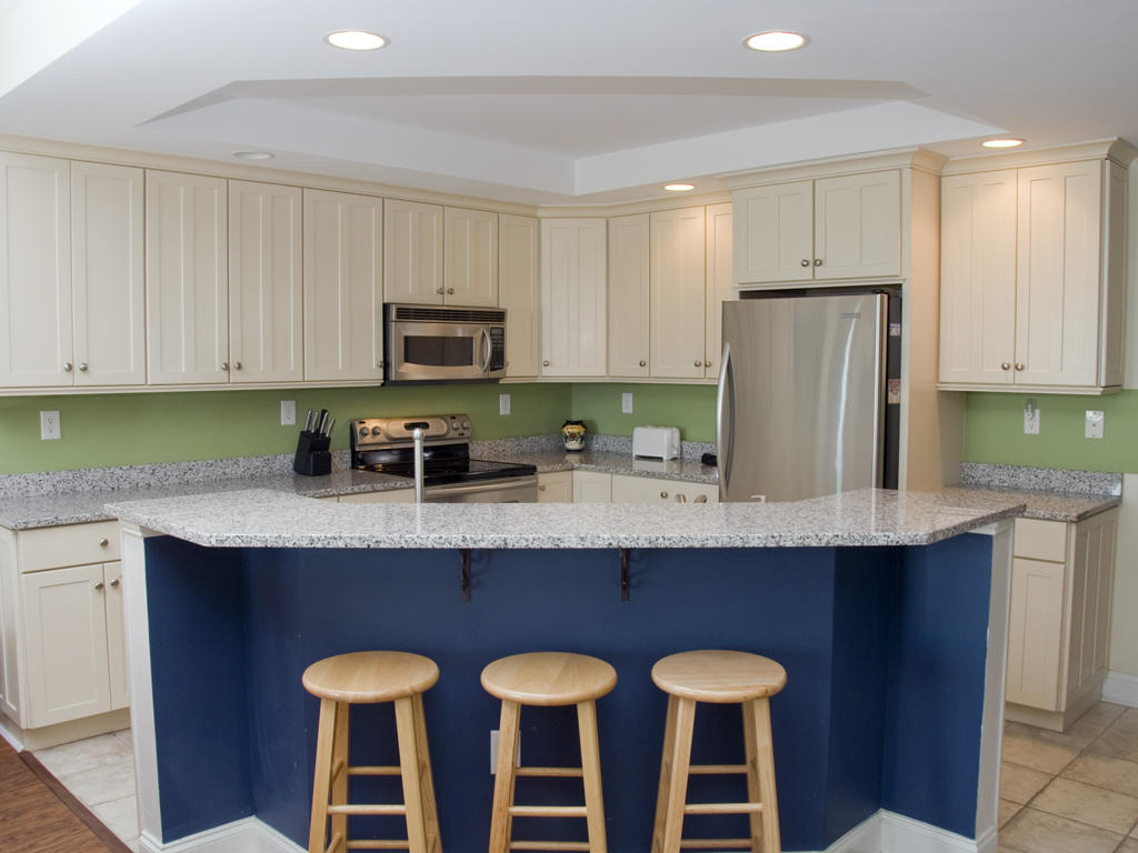 Belmont Towers, 403 - Kitchen Area