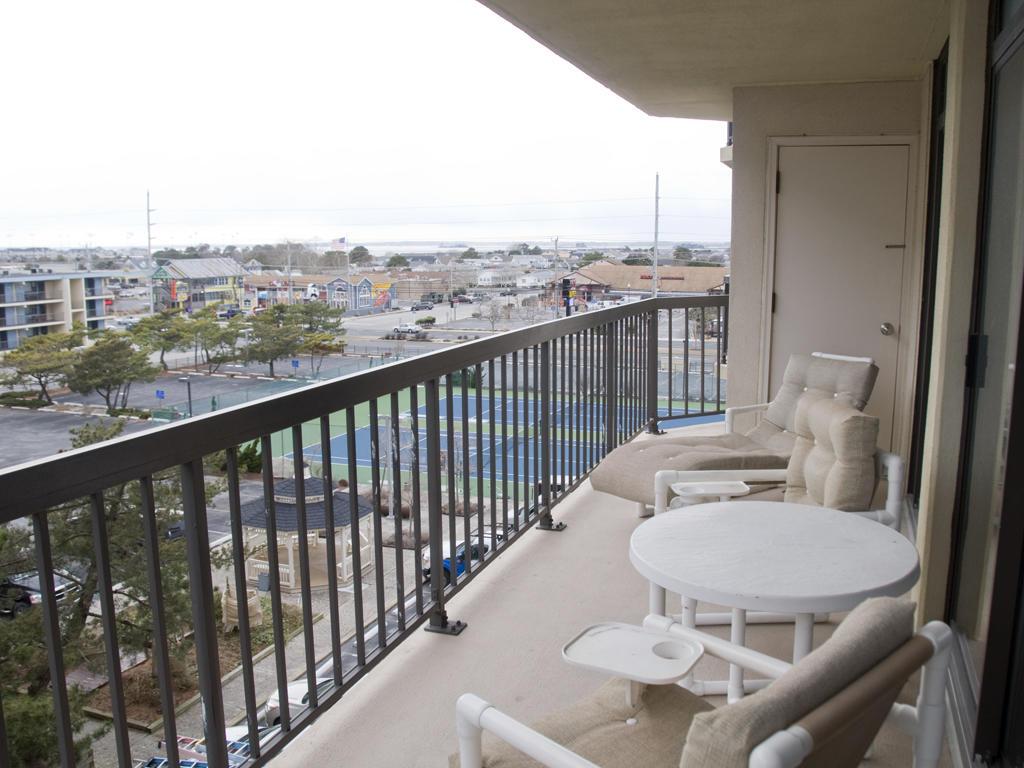 Braemar Towers, 404 - Balcony View