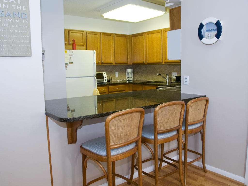 Braemar Towers, 404 - Kitchen Area