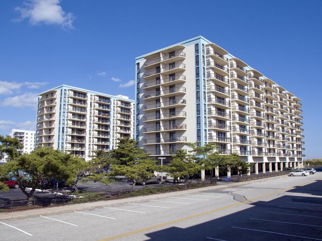 Braemar Towers, 404 - Exterior
