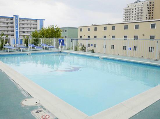 Ocean Bliss 303 - Pool