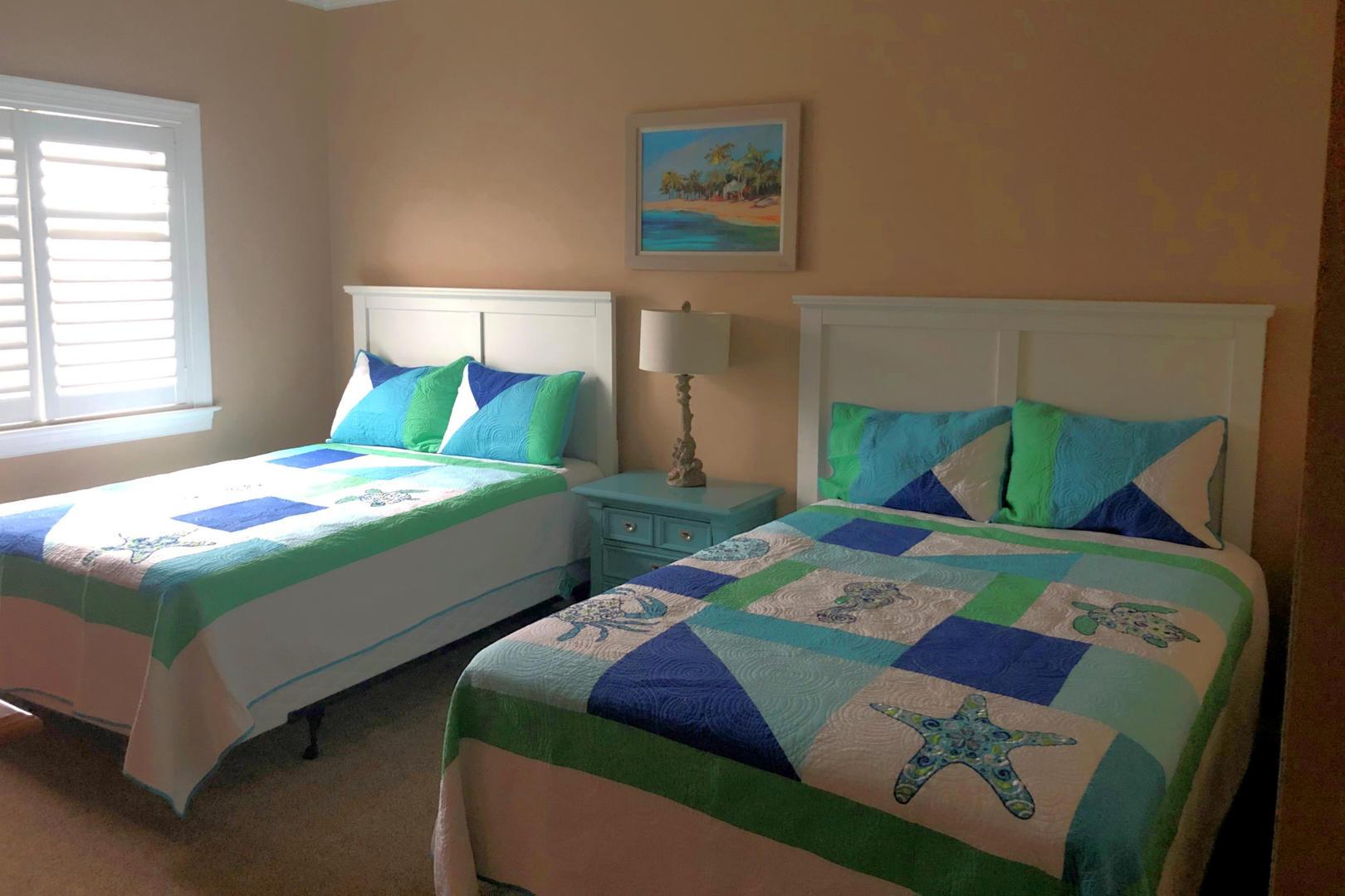 Ocean Bliss 303 - 4th Bedroom