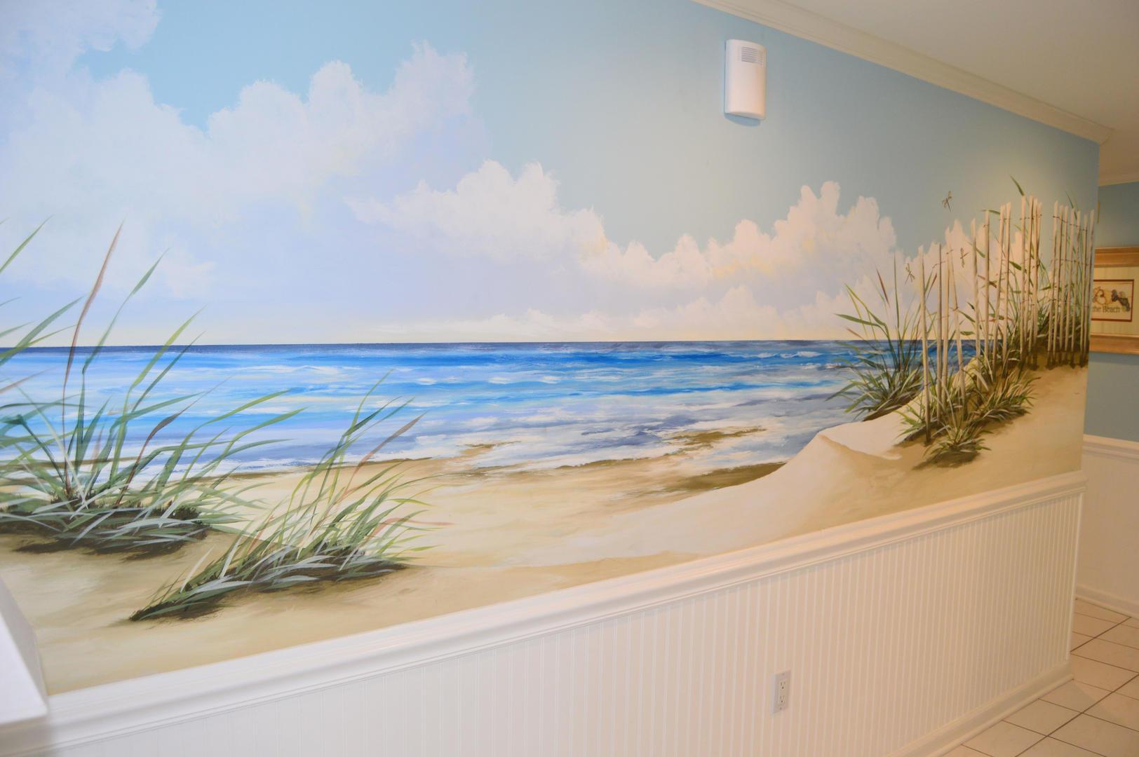 Surf Watch 407 - Mural