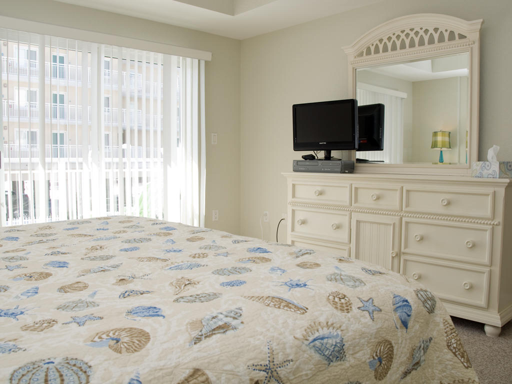 Sunset Beach, 108 - Master Bedroom