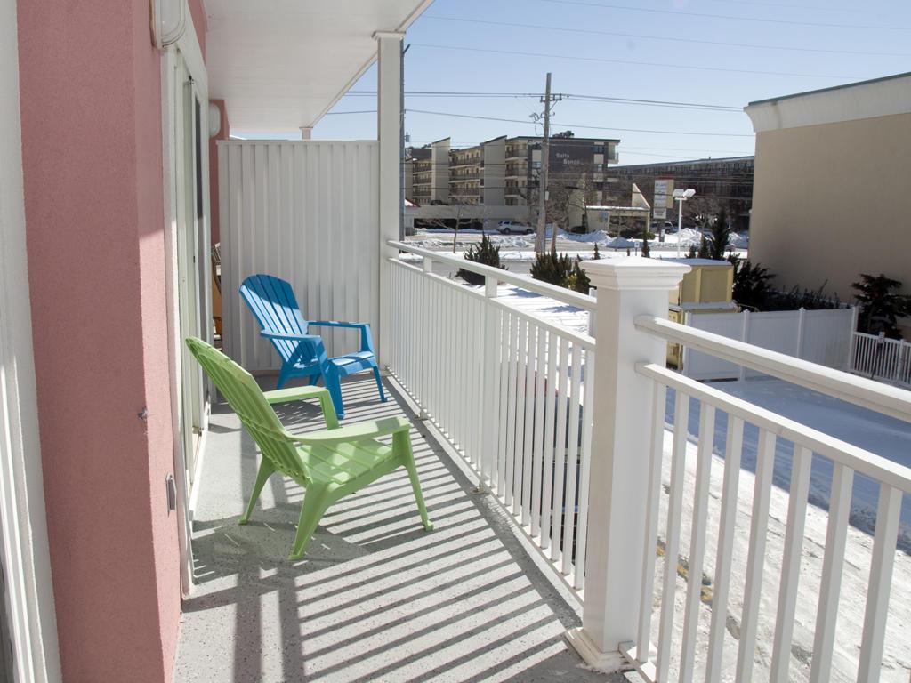 Sunset Beach, 108 - Balcony Area