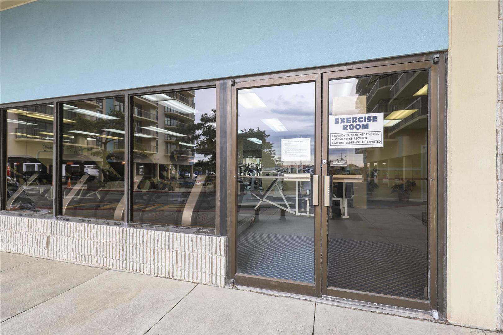 Braemar Towers - Fitness Room
