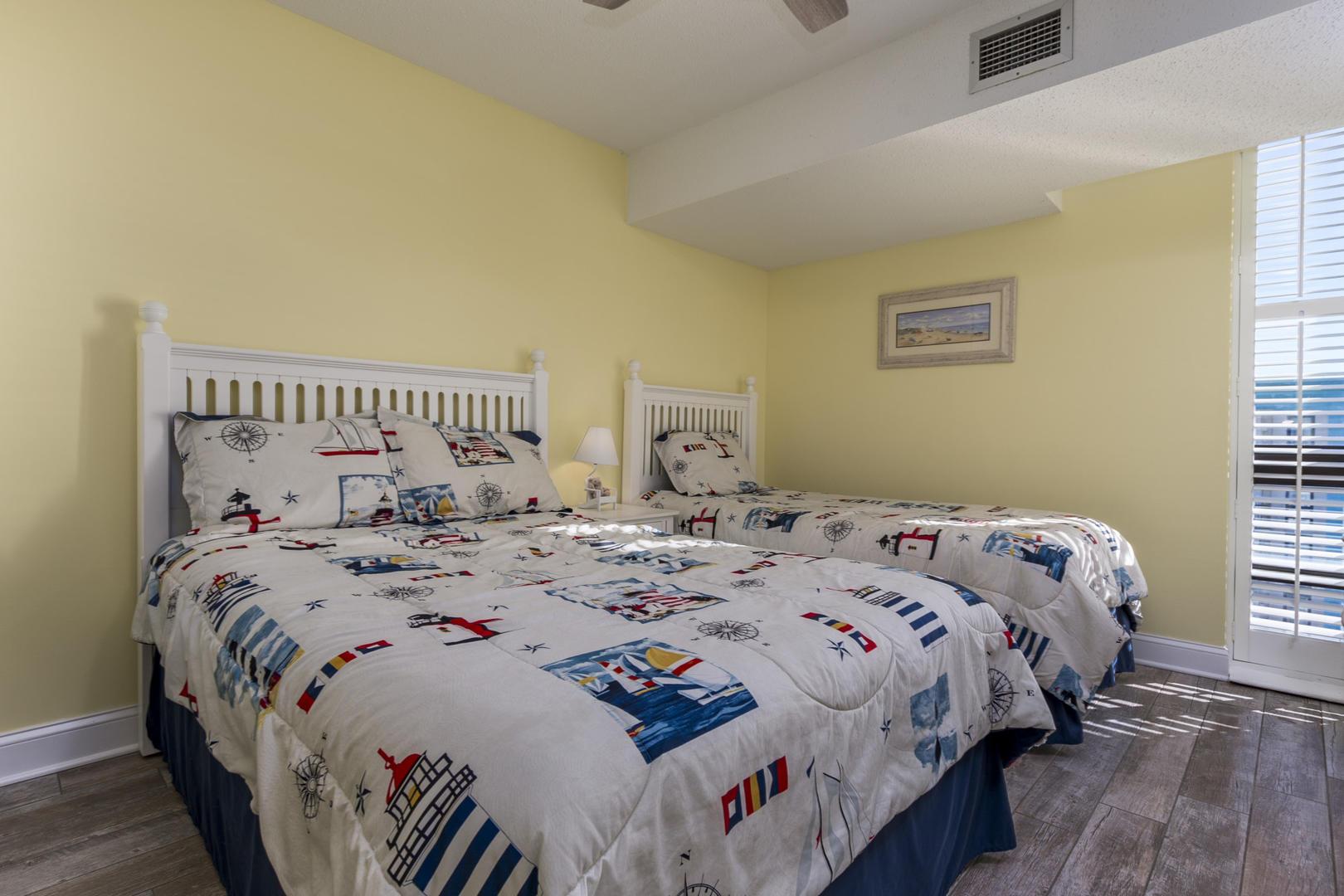 Braemar Towers 1006 - Bedroom 2