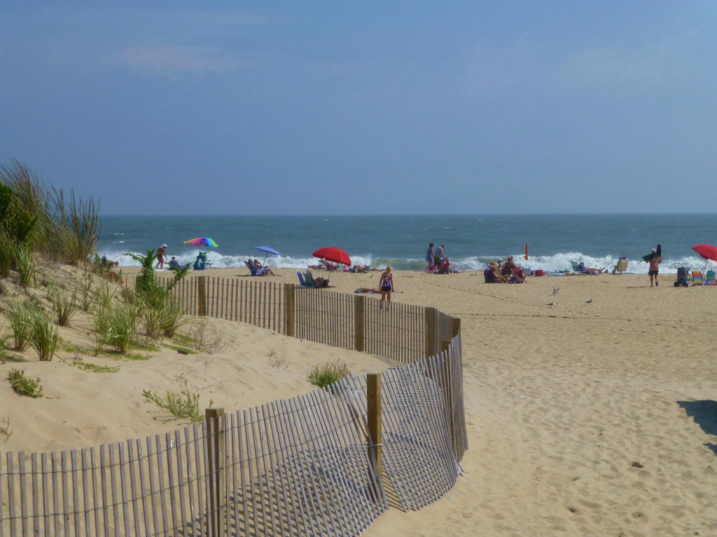 Just a Short Drive from Ocean City Beaches