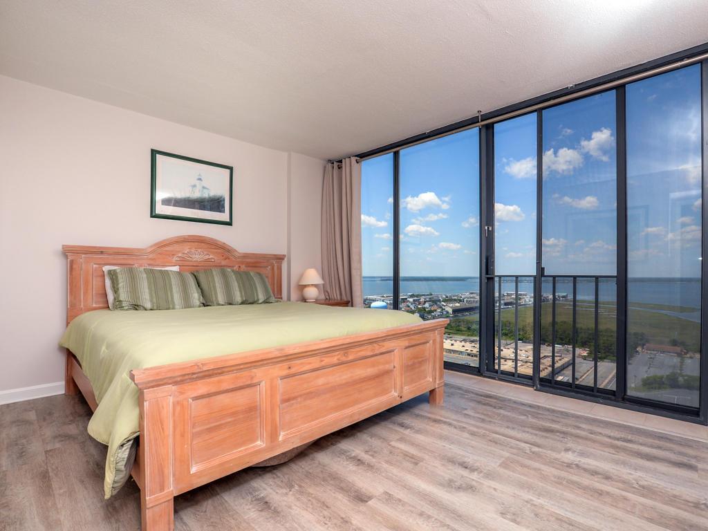 Century, 2517 - Master Bedroom