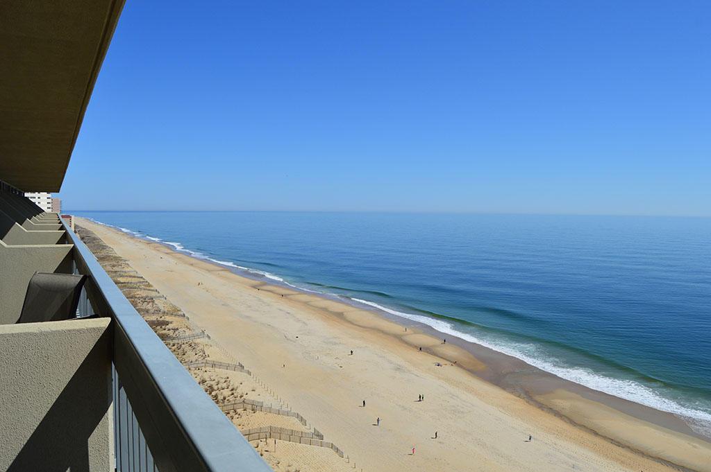 Century Towers 2517 - Balcony View