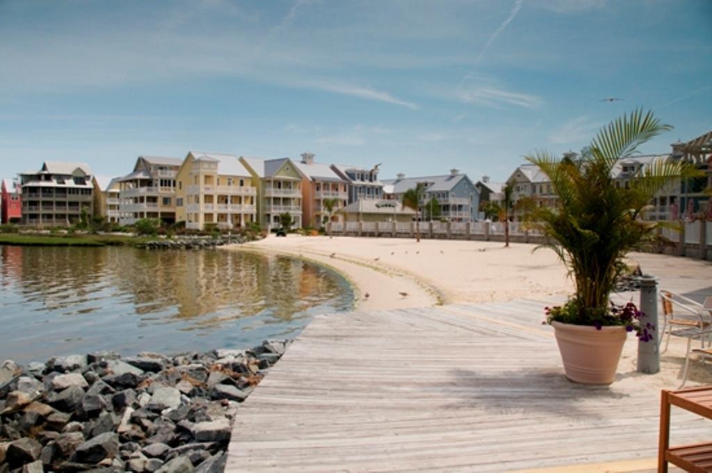 Sunset Island Bayfront Beach Area