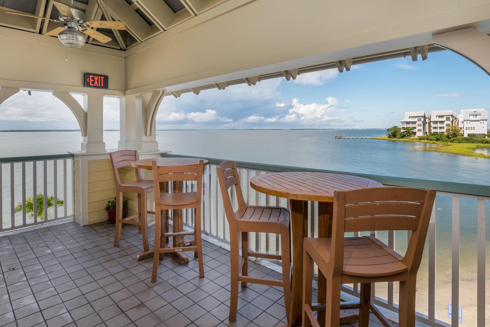 Sunset Island On-Site Restaurant (open seasonally)