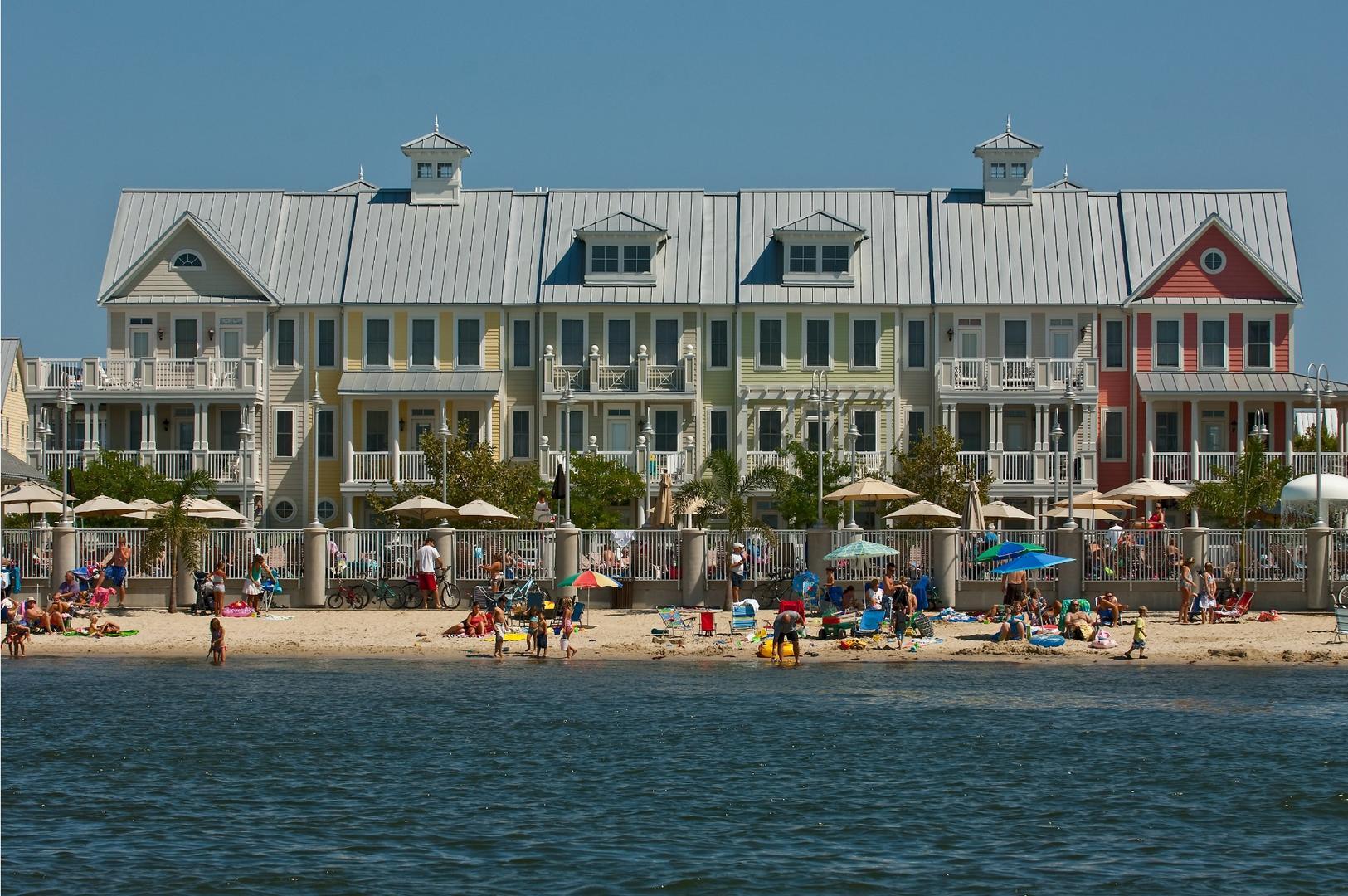 Sunset Island Bayfront Beach
