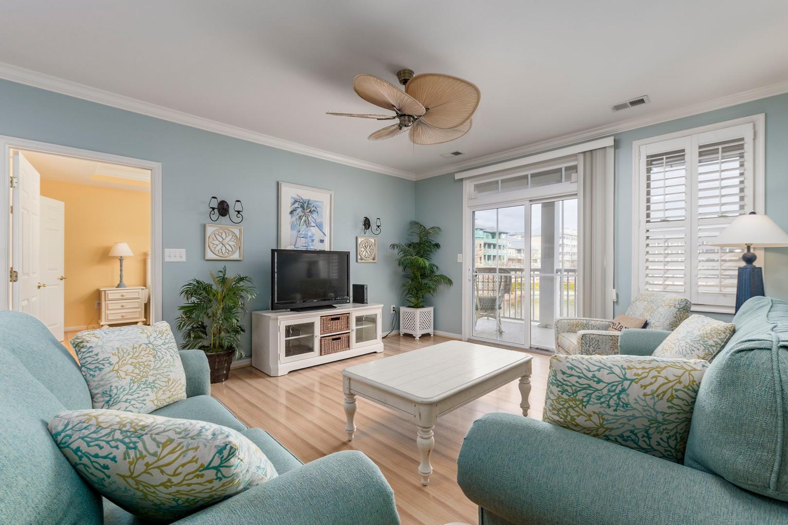 Sunset Island 1 FDE 2D - Living Room
