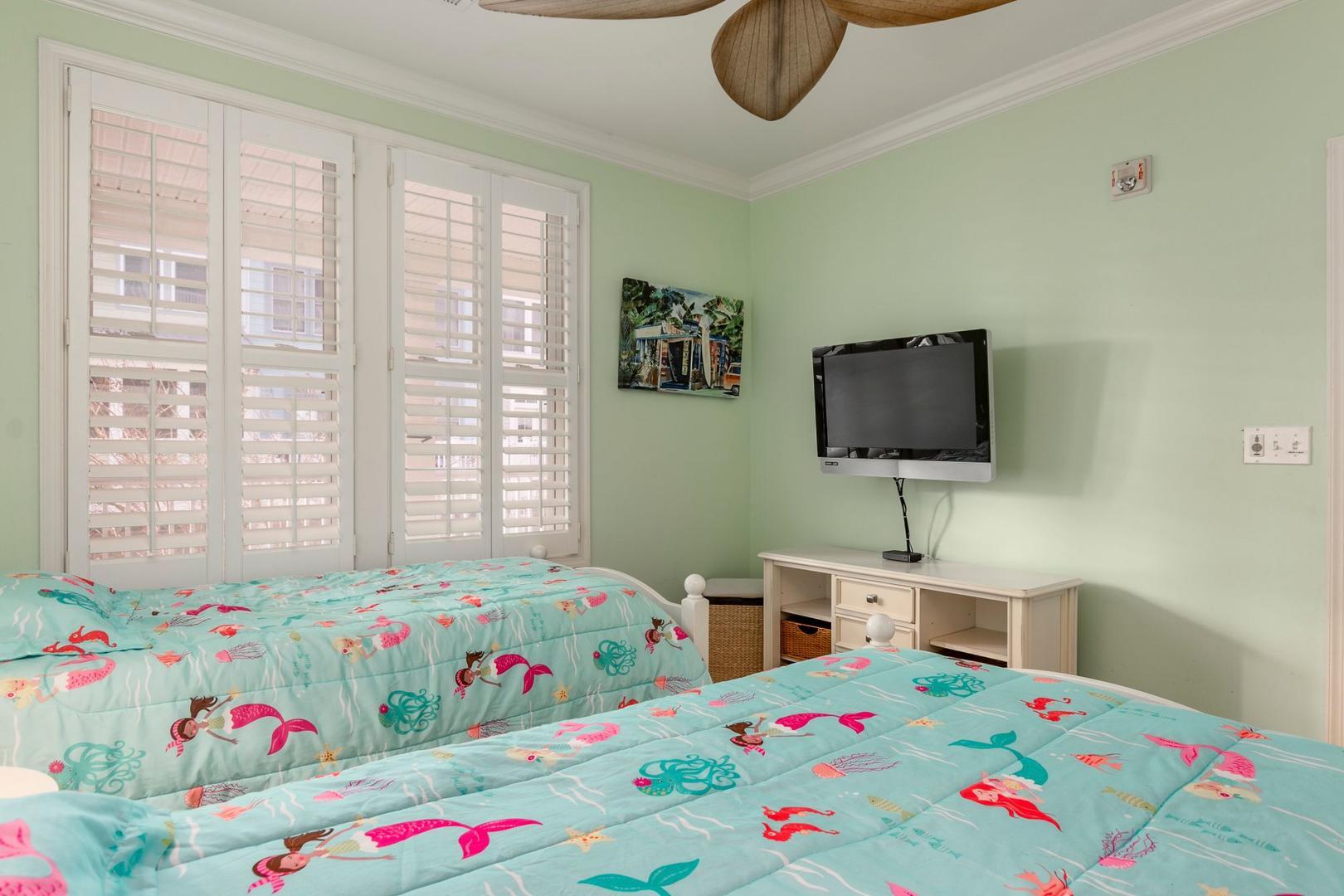 Sunset Island 1 FDE 2D - Bedroom 3
