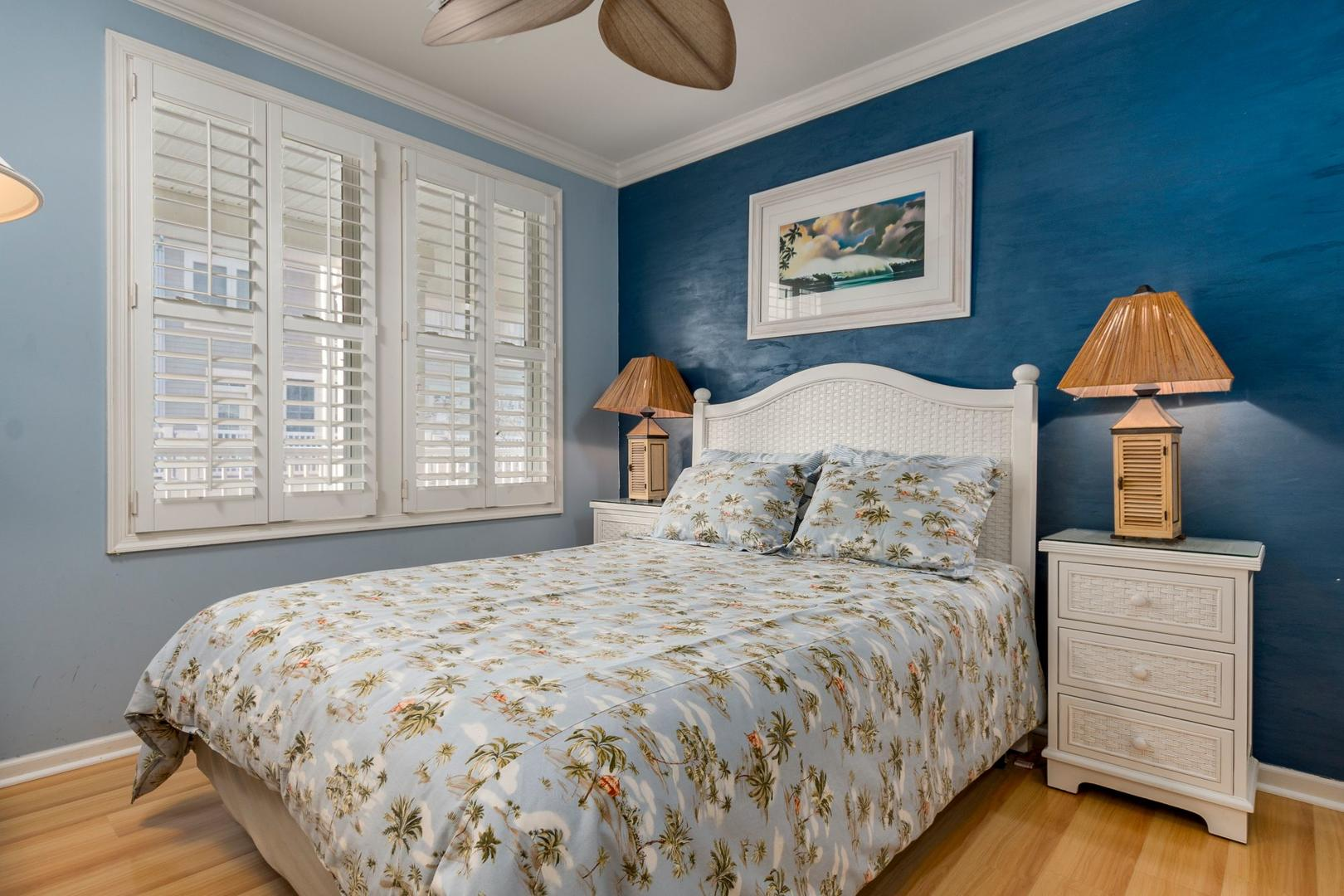 Sunset Island 1 FDE 2D - Bedroom 2
