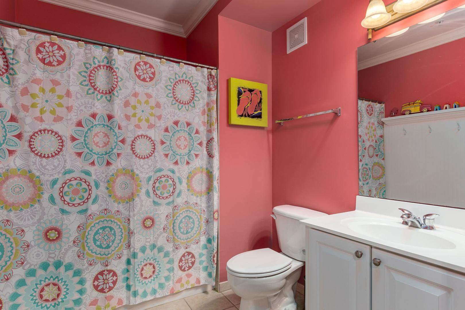 Sunset Island 1 FDE 2D - Bathroom 2