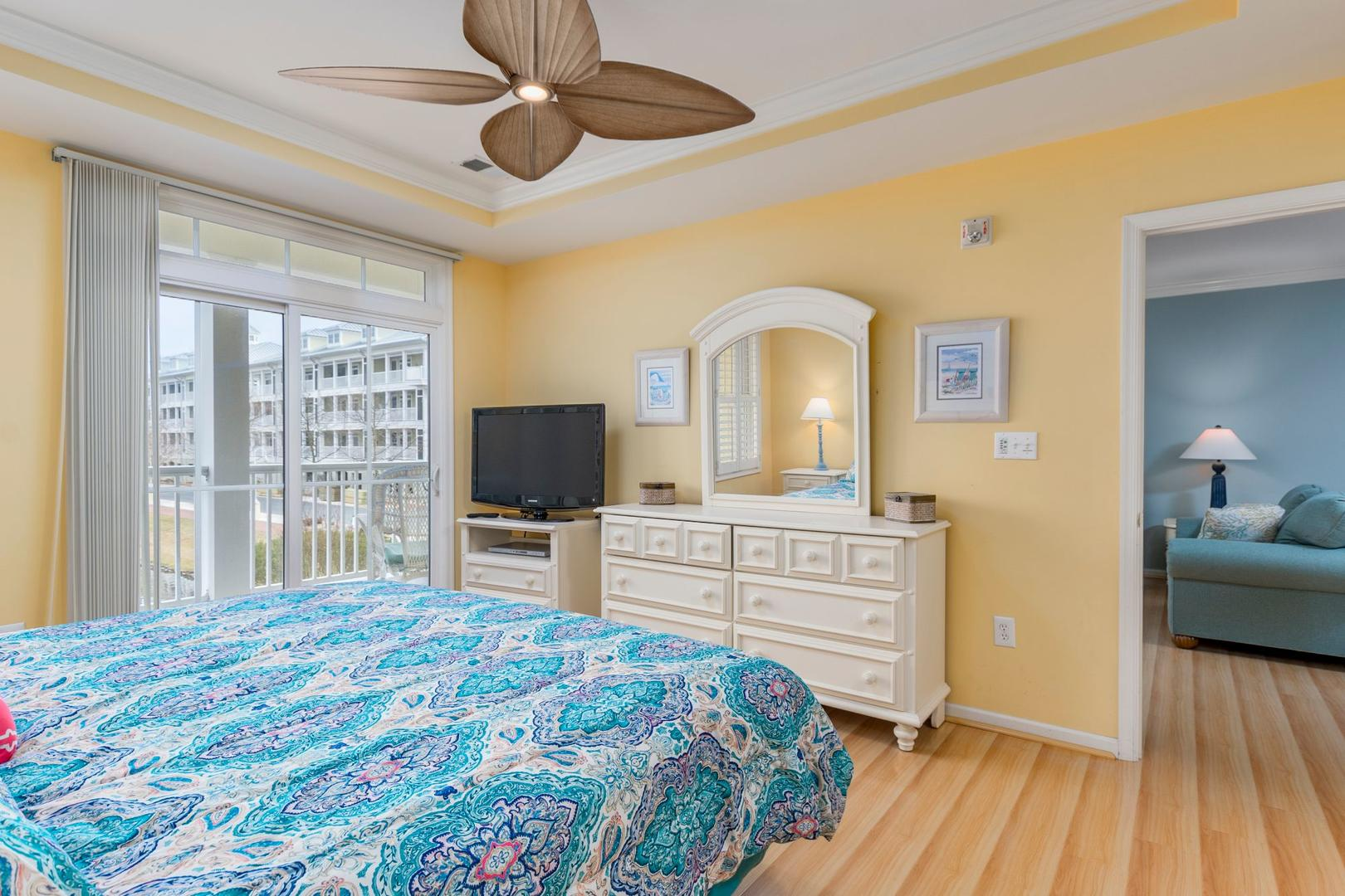 Sunset Island 1 FDE 2D - Master Bedroom