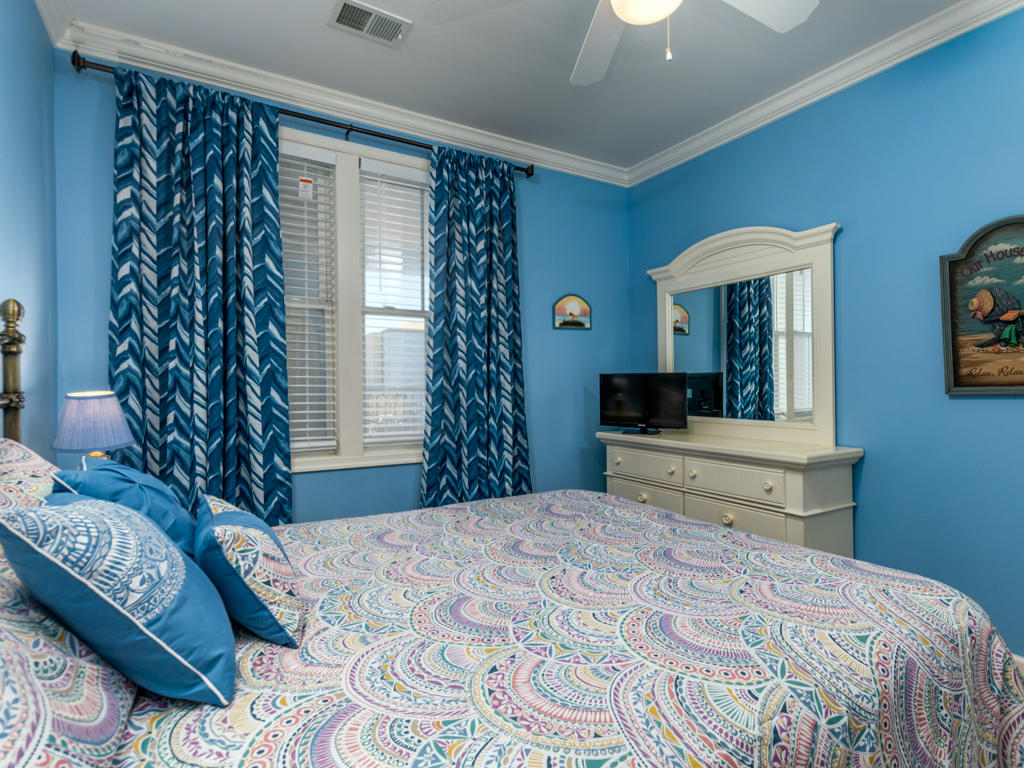 Sunset Island, 4 Fountain Drive East, Unit 2B - Second Bedroom