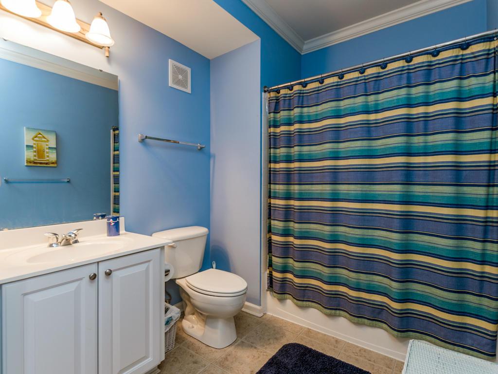 Sunset Island, 4 Fountain Drive East, Unit 2B - Second Bathroom
