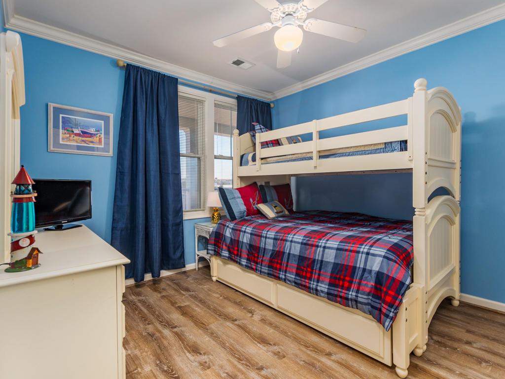 Sunset Island, 4 Fountain Drive East, Unit 2B - Third Bedroom