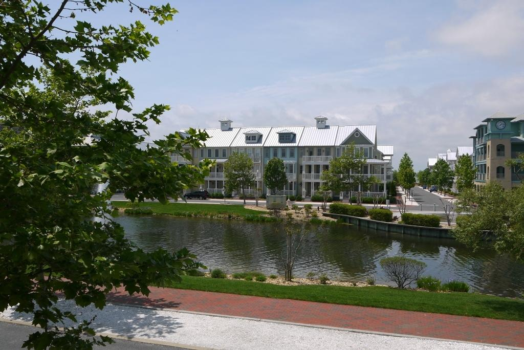 Sunset Island, 4 Fountain Drive East, 2B - Balcony View
