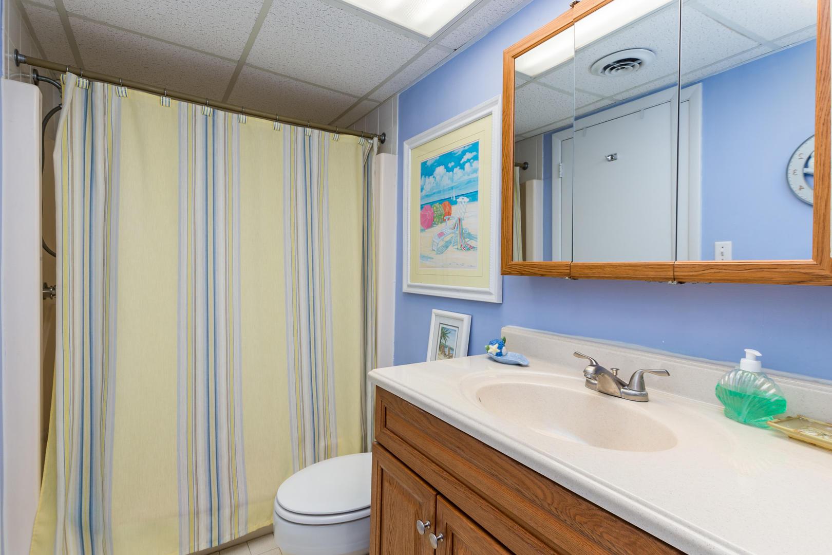 Sea Gate 810 - Bathroom